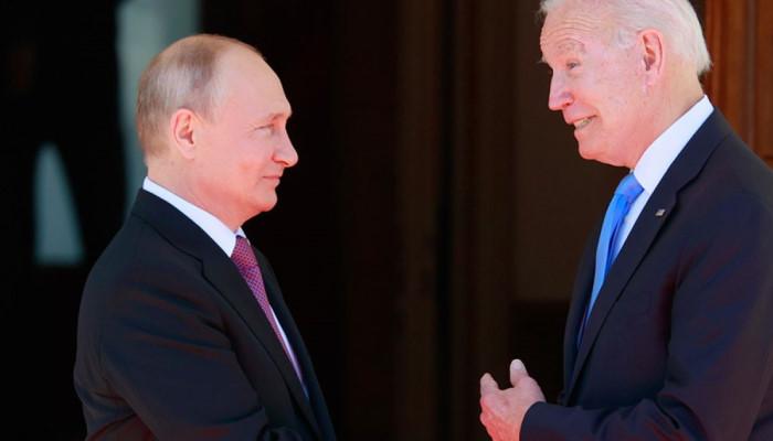 Капитуляция Байдена перед Путиным.