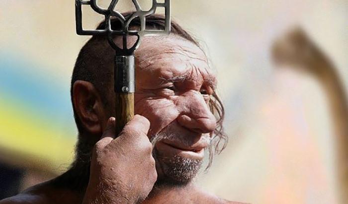 Украинский напалм или как древние укры Одессу строили