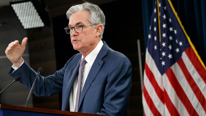 Рубль резко подорожал на заявлении главы ФРС США Джерома Пауэлла