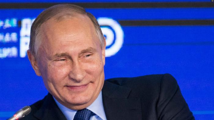 Владимиру Путину тоже нравятся рыночные цены на газ