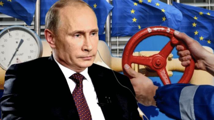 """Владимир Путин в ожидании запуска """"Северного потока 2"""""""