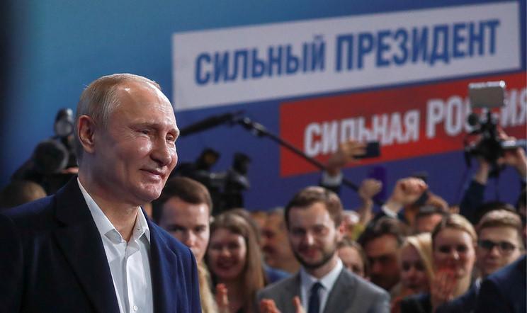 Почему мы выбираем Путина