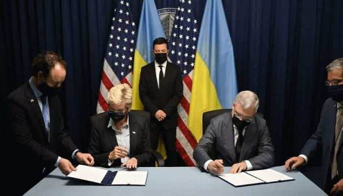 Тайное соглашение США и Украины
