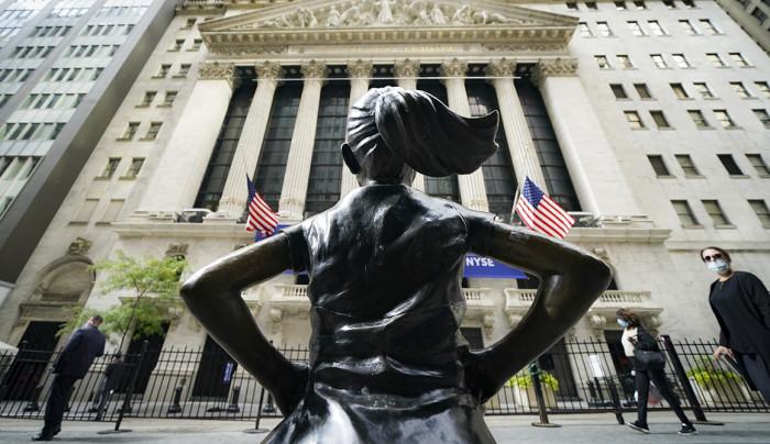 Dow Jones начал осеннее ралли?