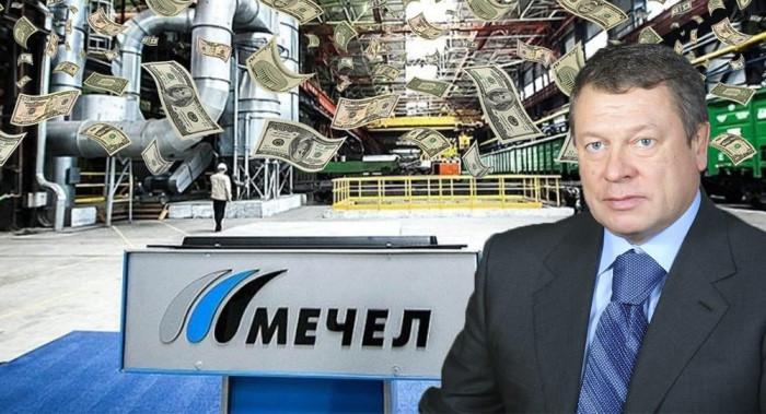 Председатель Совета директоров ПАО Мечел Игорь Зюзин
