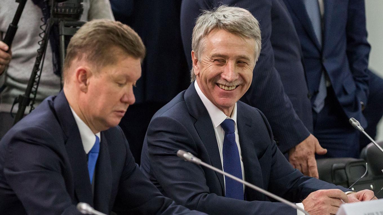 Алексей Миллер и Леонид Михельсон обсудят Пакистанский поток и Арктик СПГ-2