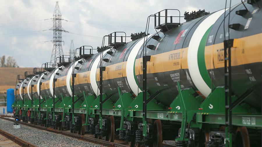 Россия остановила экспорт бензина