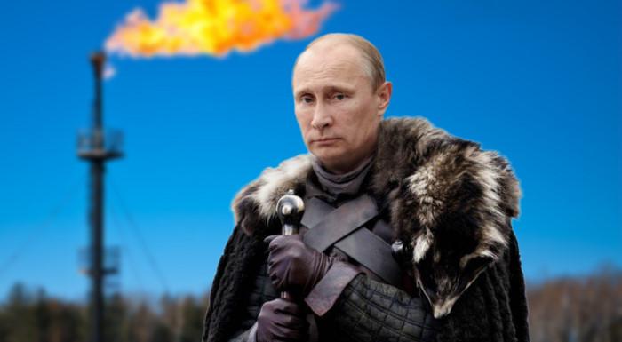 Путин на страже энергетической безопасности Европы