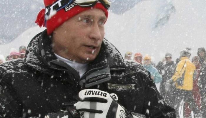 Мы вам газ, а вы нам Донбасс. И Путин спасёт от холода вас