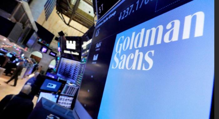 Dow Jones разочарован прогнозами Goldman Sachs