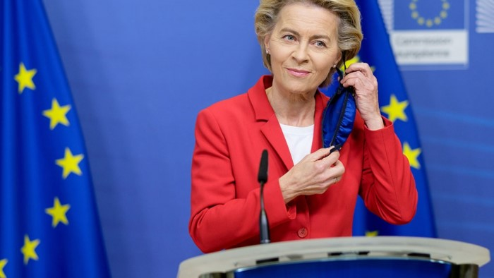 Еврокомиссия сделала первый шаг