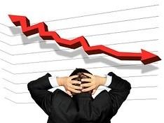 Утренний обзор: привет дефляция и коррекция на 20-30%