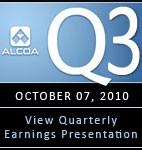 Alcoa Inc. (Public, NYSE:AA): прибыль меньше - выручка больше