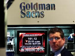 Goldman Sachs расскажет на чём он зарабатывает