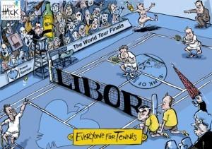 Barclays PLC (LON:BARC) признал факты манипуляций ставкой LIBOR, и готов выплатить $450 млн. штрафа