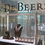 De Beers в I полугодии сократила добычу на 14%