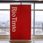 Rio Tinto: добыча золота во II квартале  снизилась  на  55%