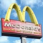McDonald's Corporation (NYSE:MCD): глобальные продажи в августе выросли на 3.7%