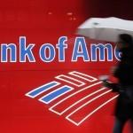 Bank of America понизил прогноз по доналоговой прибыли на $2,7 млрд