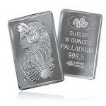 Платина и палладий - обзор