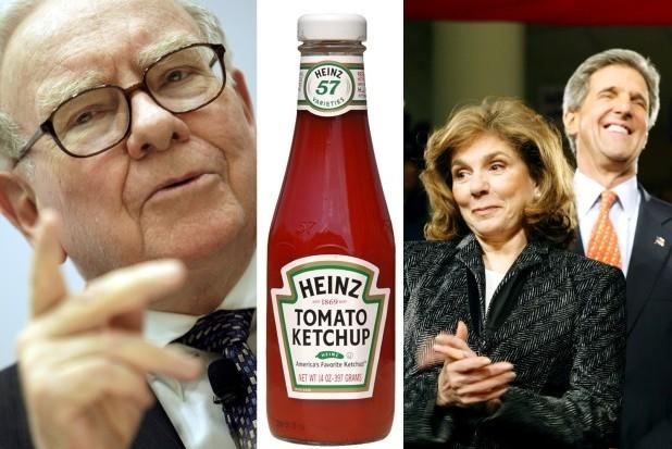 Зачем Баффету H.J. Heinz Company (NYSE:HNZ)