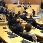 Парламент  Кипра  намерен  рассмотреть законопроект, освобождающий от налога  депозиты  в  размере  до  20  тыс.  евро