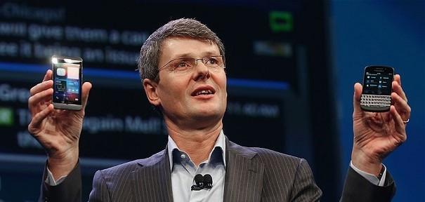 BlackBerry  Inc. (NASDAQ:BBRY) - финансовые показатели превзошли прогнозы