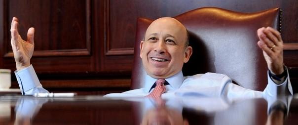 Goldman Sachs (NYSE:GS) CEO - Lloyd Blankfein
