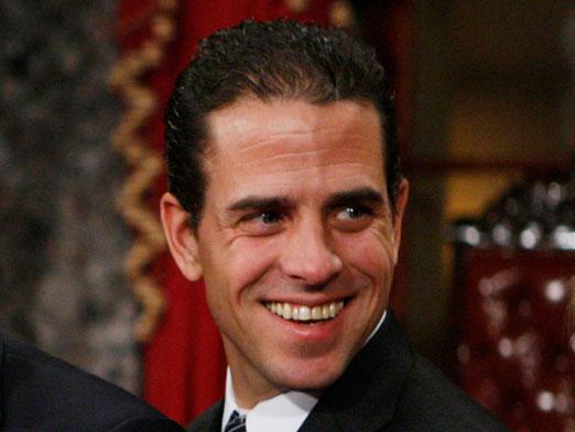 Сын вице-президента США Джо Байдена вошёл в совет директоров украинской газодобывающей компании