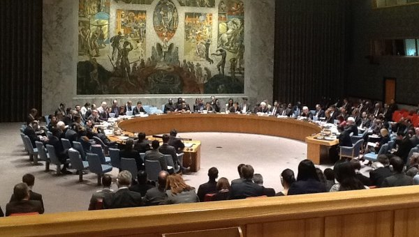 Срочно! Россия созывает СБ ООН в связи с карательной операцией в Славянске