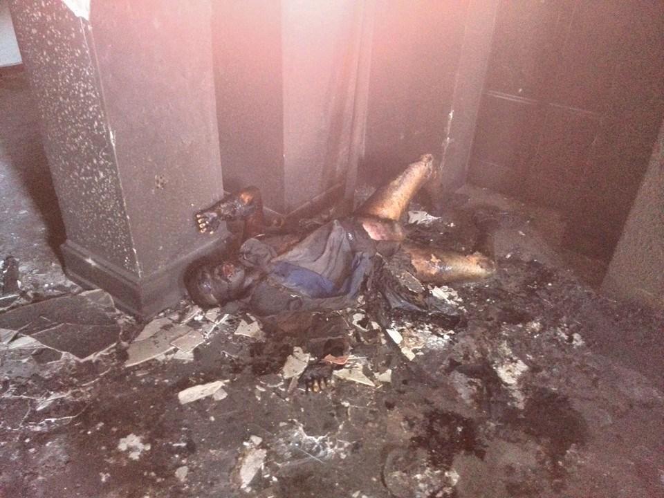 Как убивали одесситов в Доме Профсоюзов