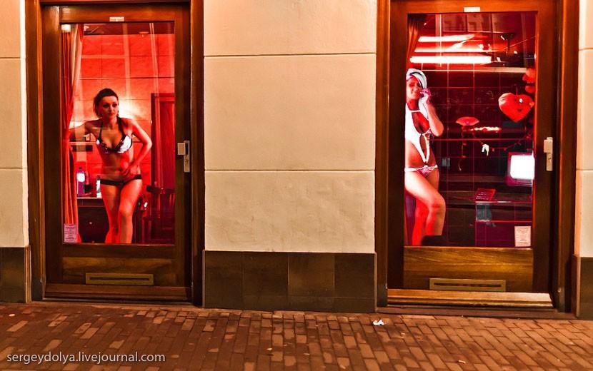 Европа посчитала в ВВП проституцию и наркоторговлю