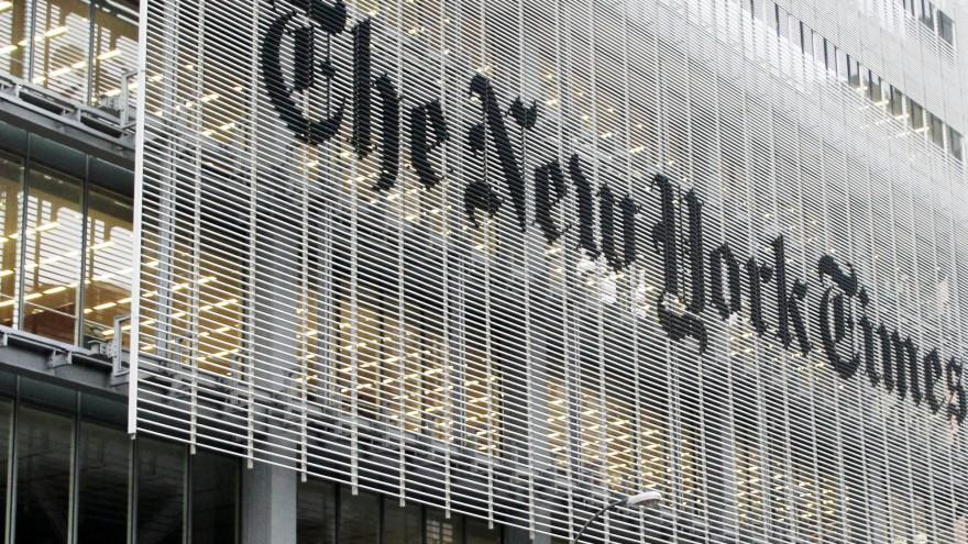 Ведущая газета США искажает события на Украине