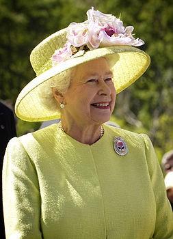 Елизавета II (англ. Elizabeth II), полное имя — Елизавета Александра Мария (англ. Elizabeth Alexandra Mary; 21 апреля 1926, Лондон)[2] — королева Великобритании с 1952 года по настоящее время.