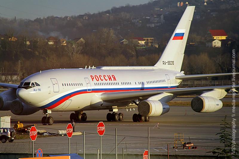 Целью украинской ракеты мог быть российский борт №1