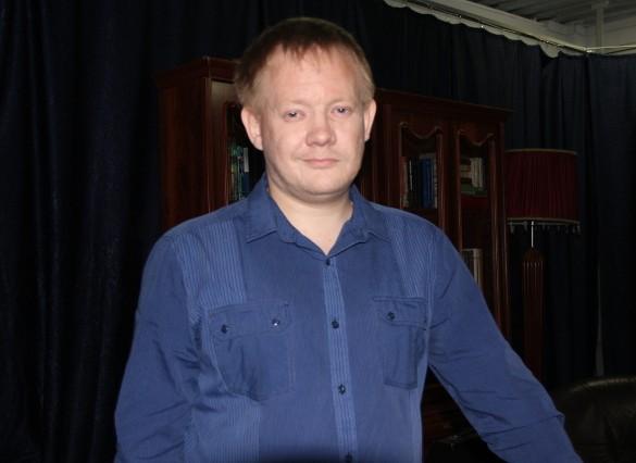Дмитрий Дзыговбродский