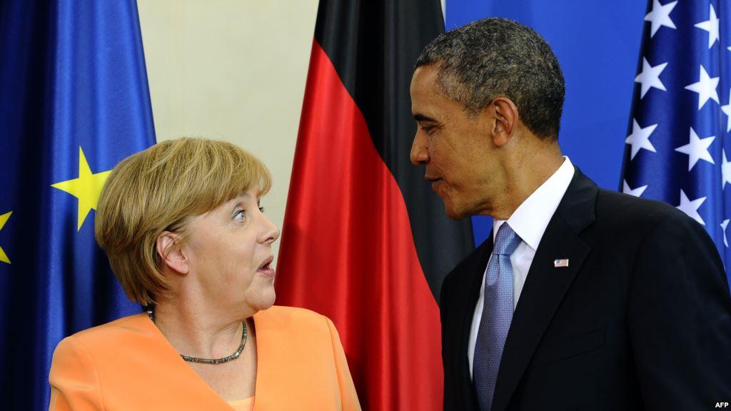 Германия может разорвать партнерское сотрудничество с США