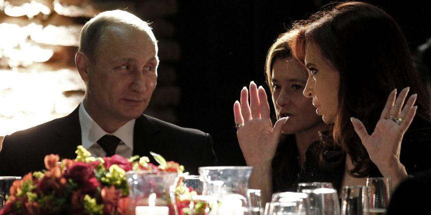 Сможет ли Россия спасти Аргентину от технического дефолта