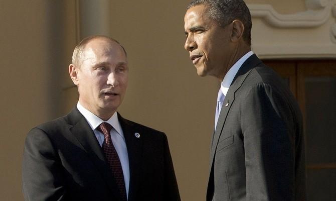 Барак Обама: Это не холодная война, это выбор России и Путина