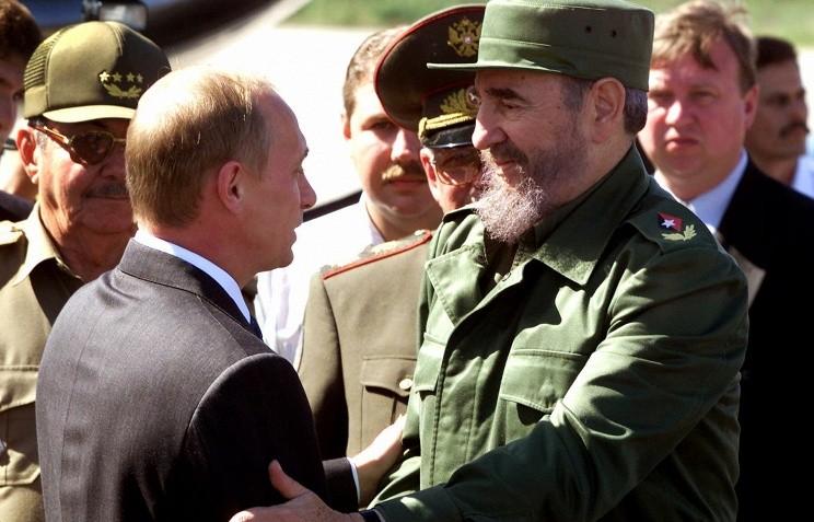 Россия начинает вежливые действия у границ США