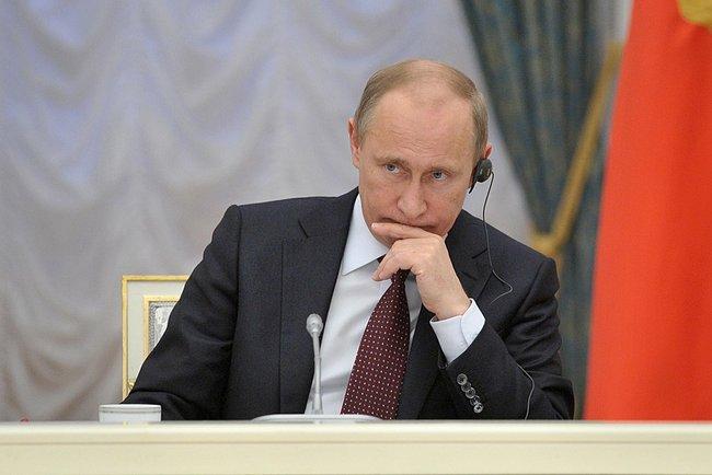 Путин срочно созывает Совбез для обсуждения территориальной целостности России