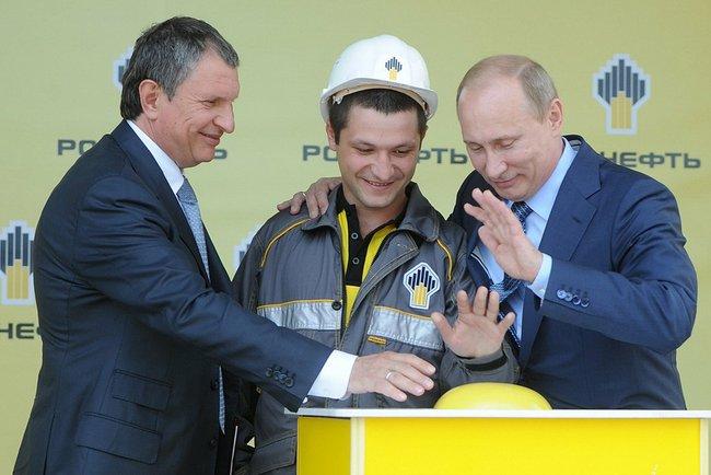 Нефтяные соглашения полностью защищают Путина от санкций