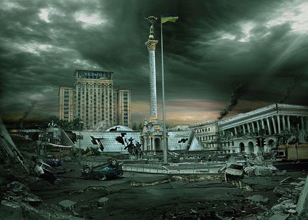 Украина готовится к реституции - Львов станет Лембергом