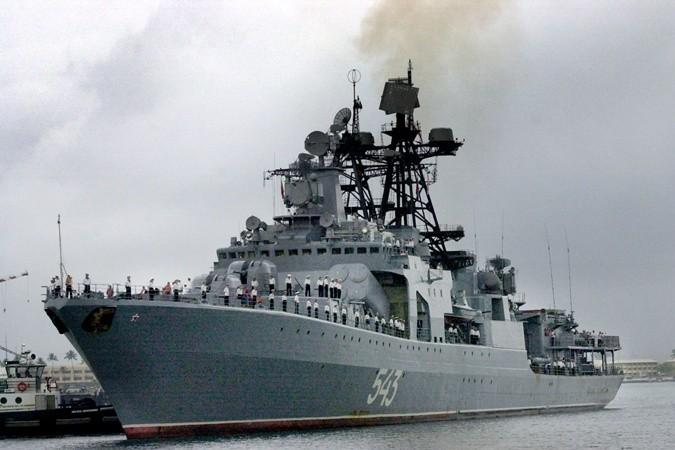 Россия - НАТО: черноморские игры на нервах