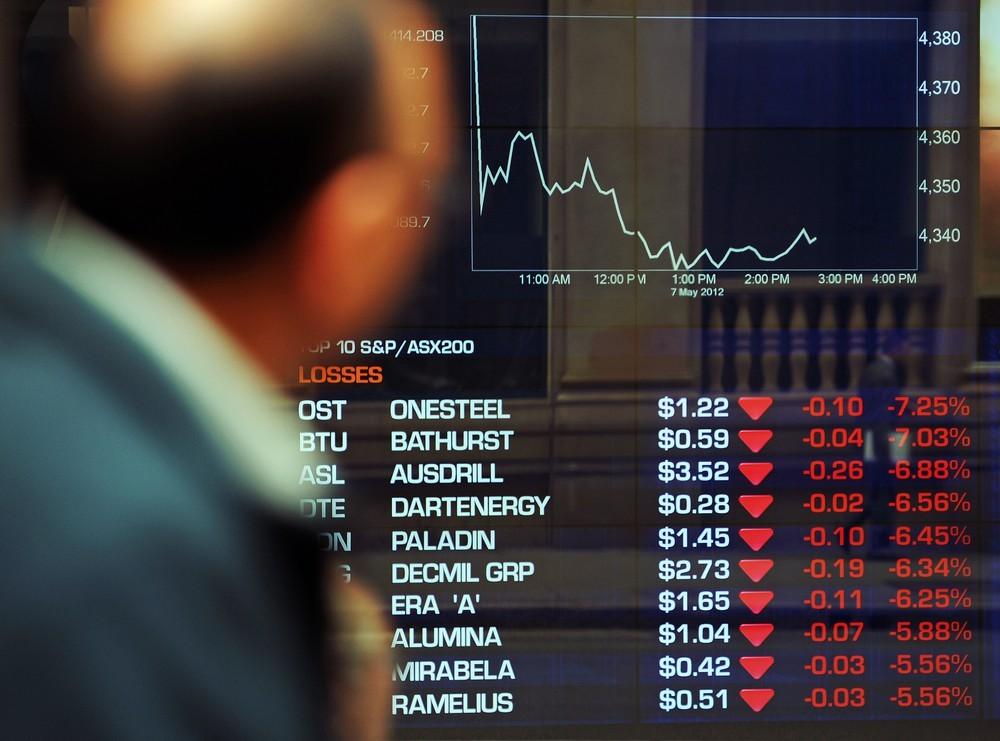 Заявление Порошенко о вторжении обрушило котировки на украинской бирже
