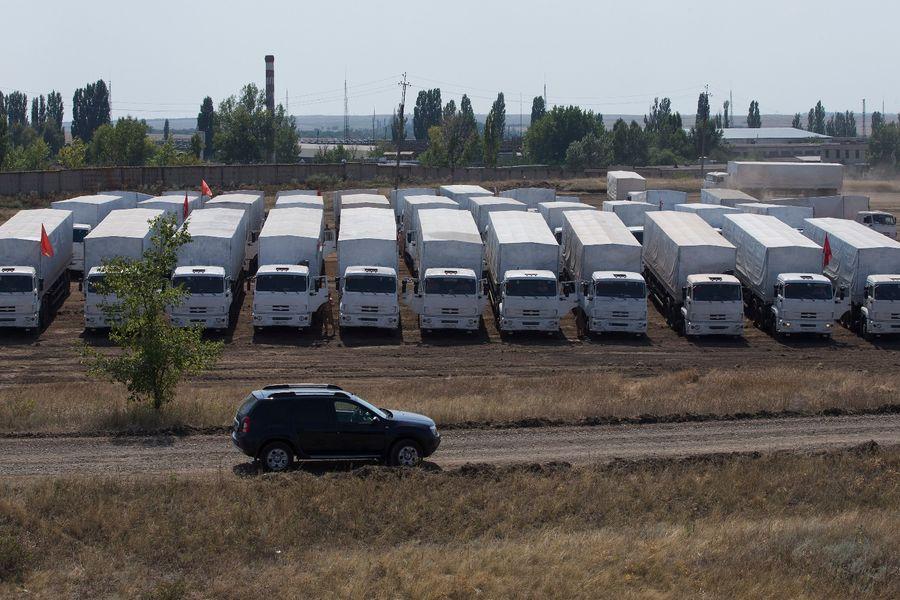 Россия требует перемирия для доставки гуманитарной помощи