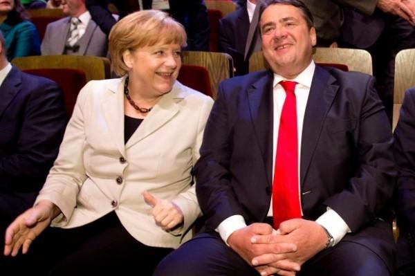 Началось! Вице-канцлер Германии выступает за федерализацию Украины