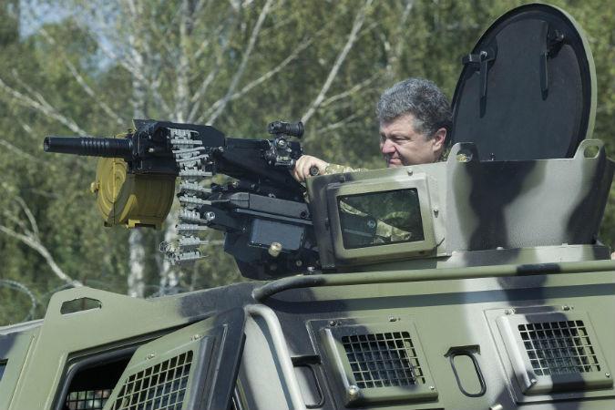 Самая крупная победа Порошенко - он победил разум