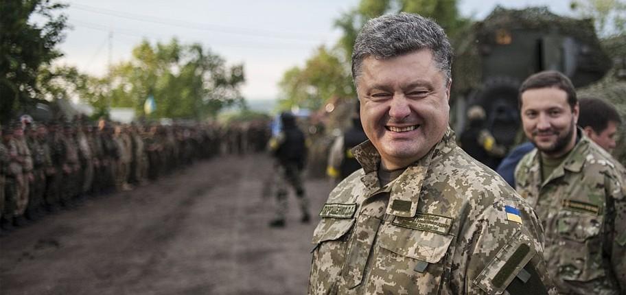 У Порошенко не будет выбора в Минске