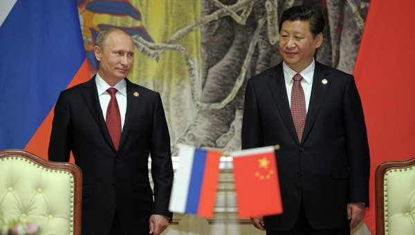 Азия делает ставку на Владимира Путина